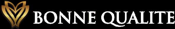 BONNE QUALITE ロゴ